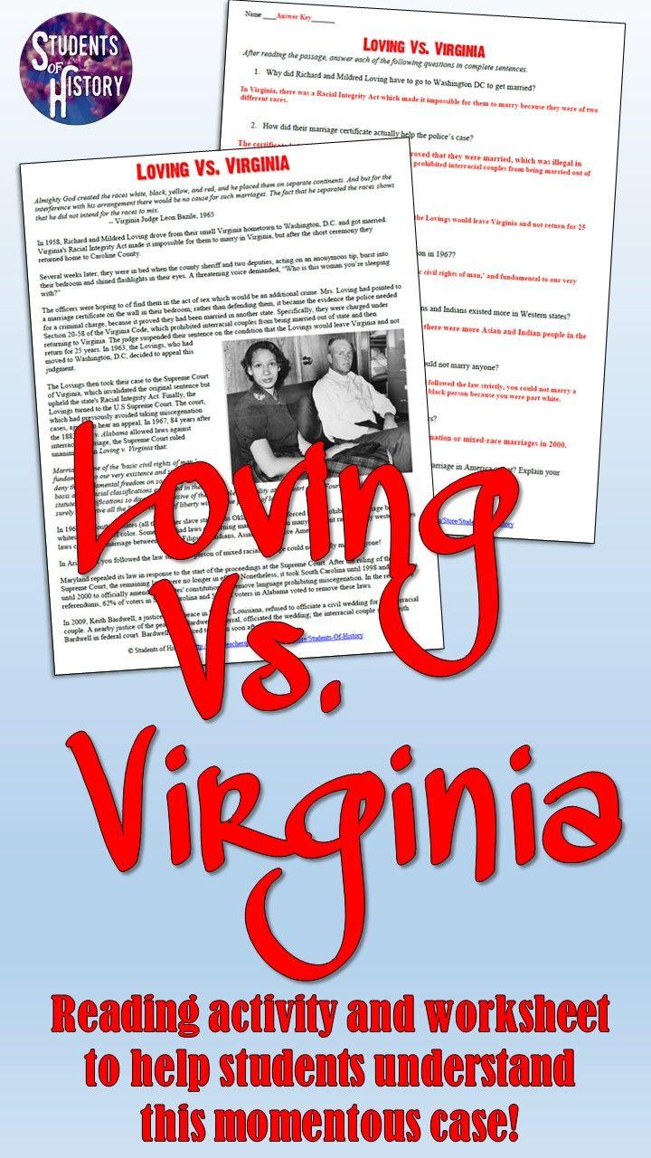 Lov G V Virg I Civil Rights Supreme Court C Se Re D G