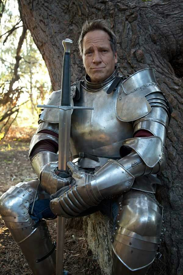 Sure Looks Like Mike Rowe Whats He Up To Now Armors