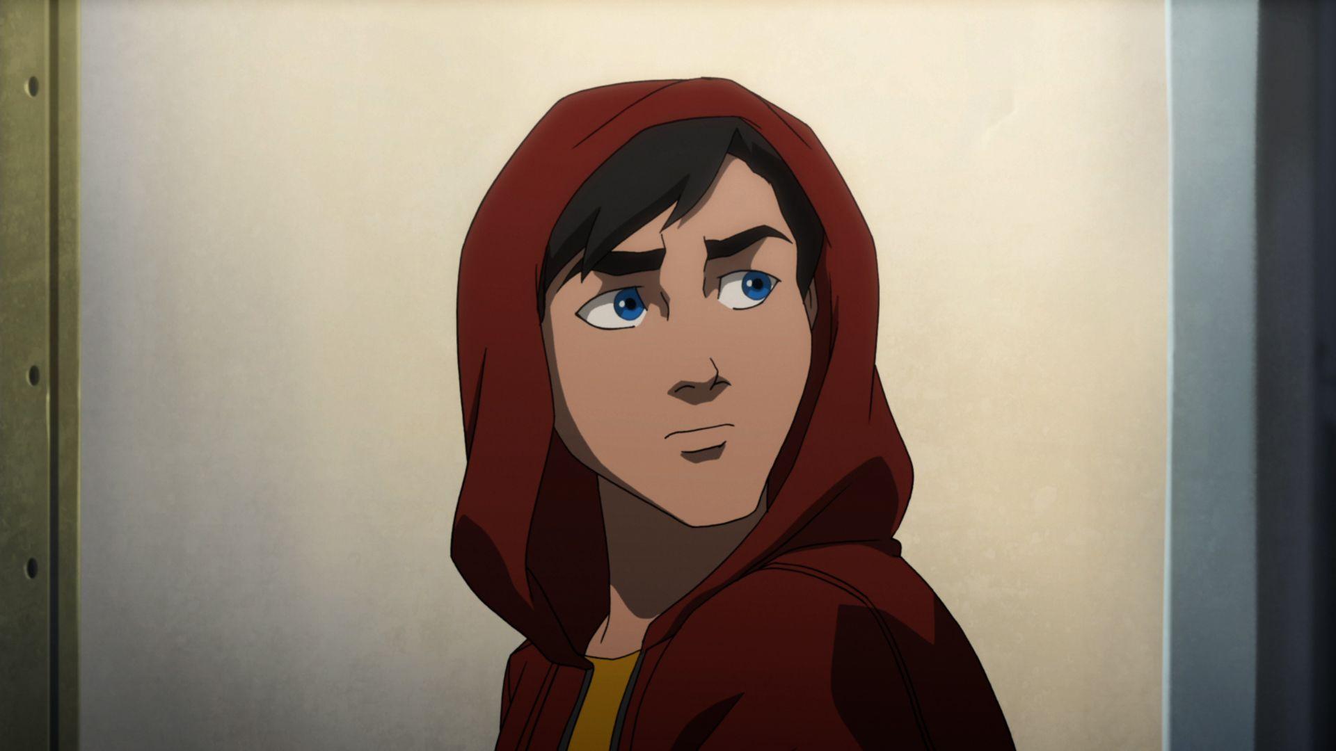 Billy Batson In Justice League War
