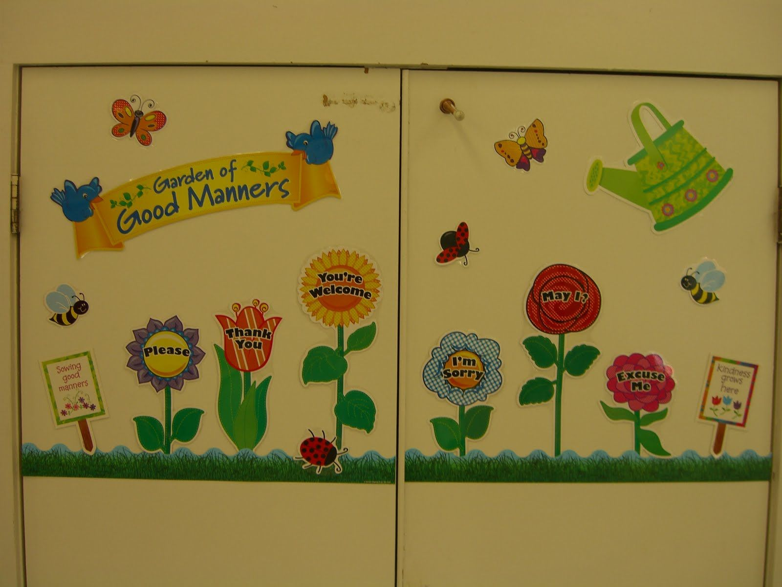 Preschool Bulletin Board Themes