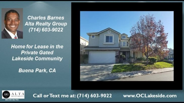 Bedrooms  Bathrooms Home for Lease in Lakeside Buena Park https