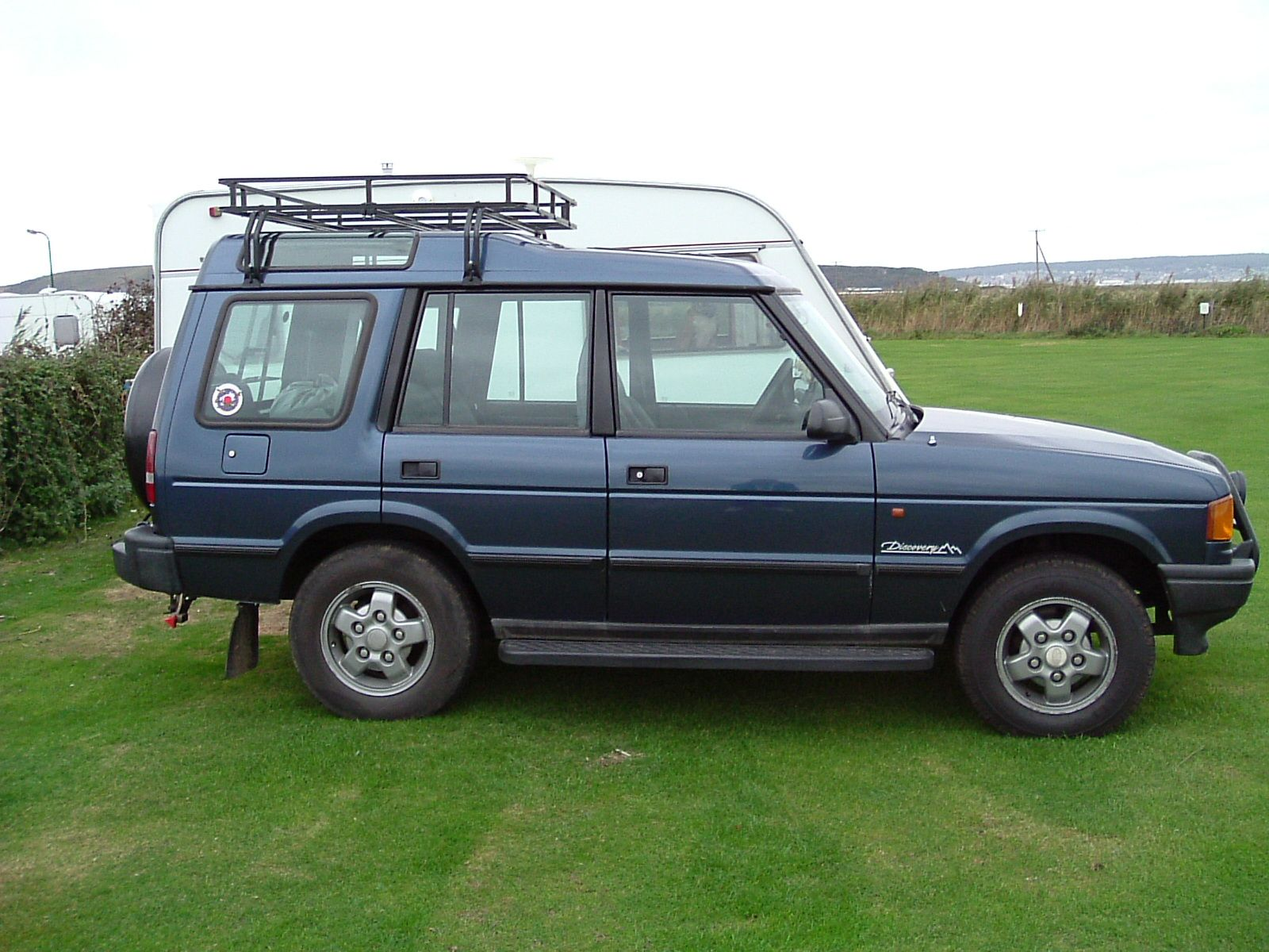 1997 Land Rover Discovery landver fix Pinterest