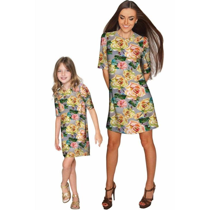 Prima Donna Grace Shift Floral Mother Daughter Dress  Products