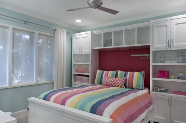 Built In Designs For Bedrooms