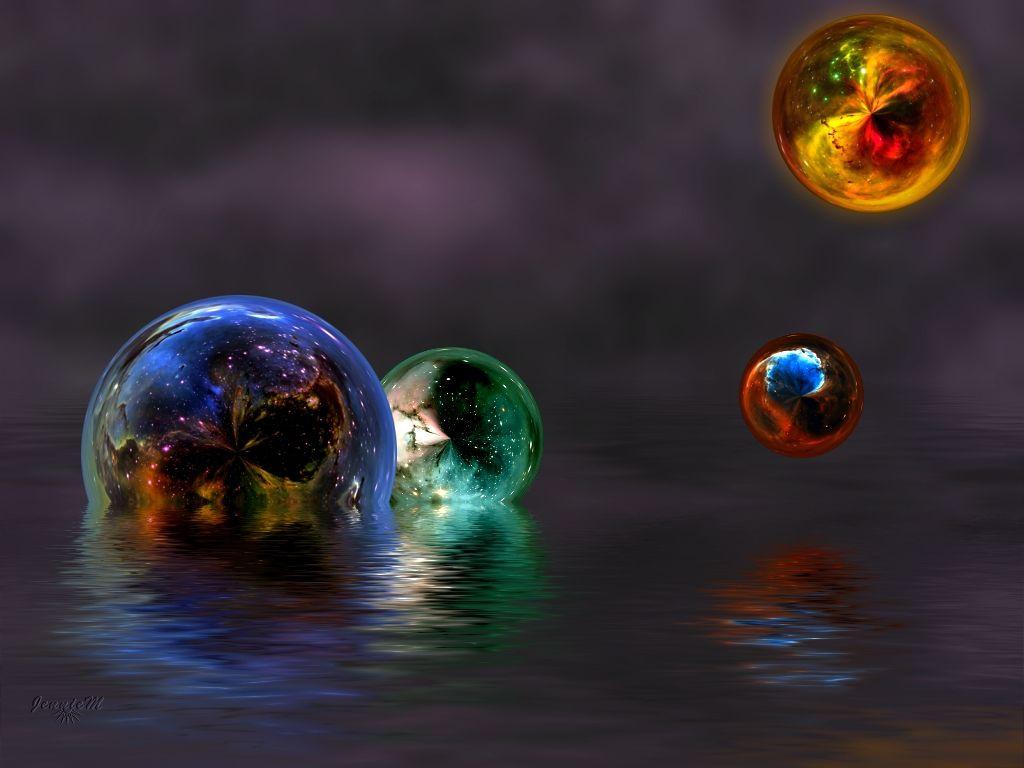 fairy fantasy art 3d wallpaper - bing images | bubbles | pinterest