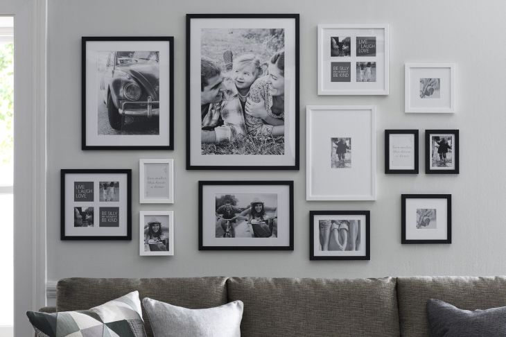 Decorate your walls with moments and people you never want to forget