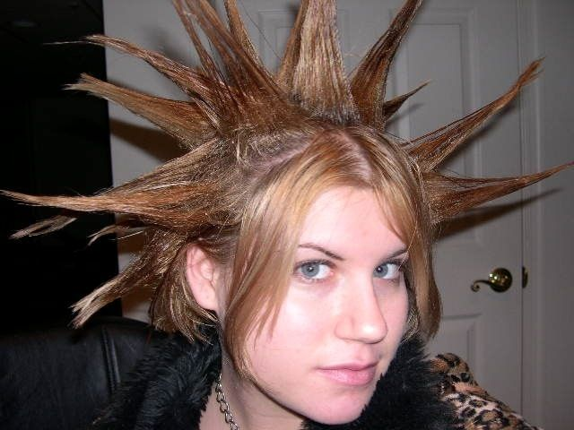 Image result for EXTREME HAIRSTYLE