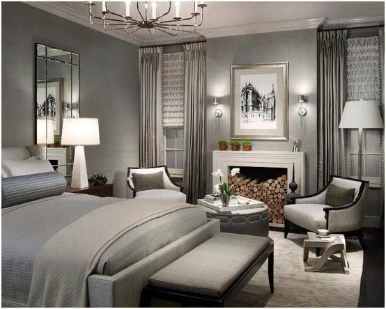 Classy Modern Bedroom Interiordesign Homedecor Furniture