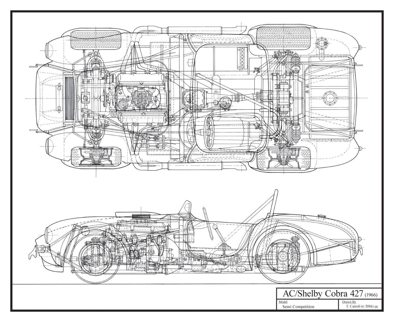 Tony Cairoli Has Completed His Shelby Cobra 427