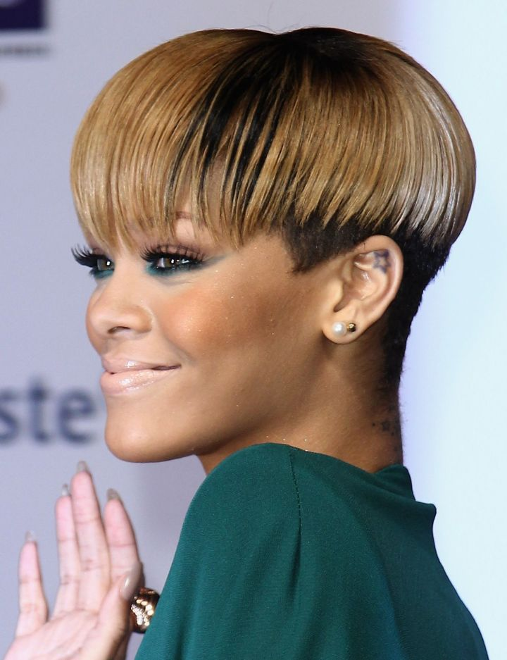 short hairstyles for black women