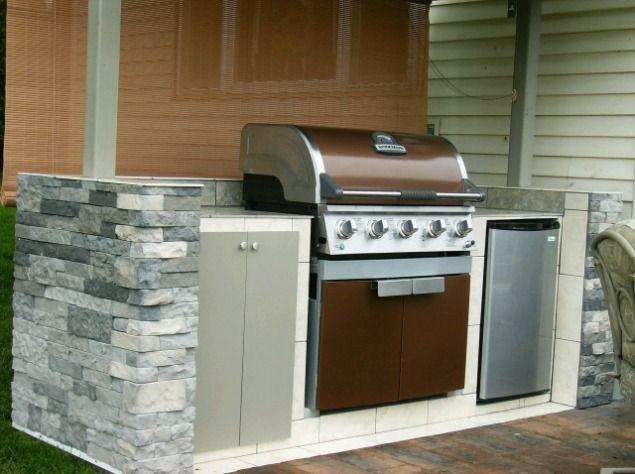 diy outdoor kitchen on a budget diy budget kitchen project pinterest diy outdoor kitchen on outdoor kitchen ideas on a budget id=63894