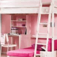 Loft bed with stairs and desk  Pin by Atlanta McCoy on Beds  Pinterest