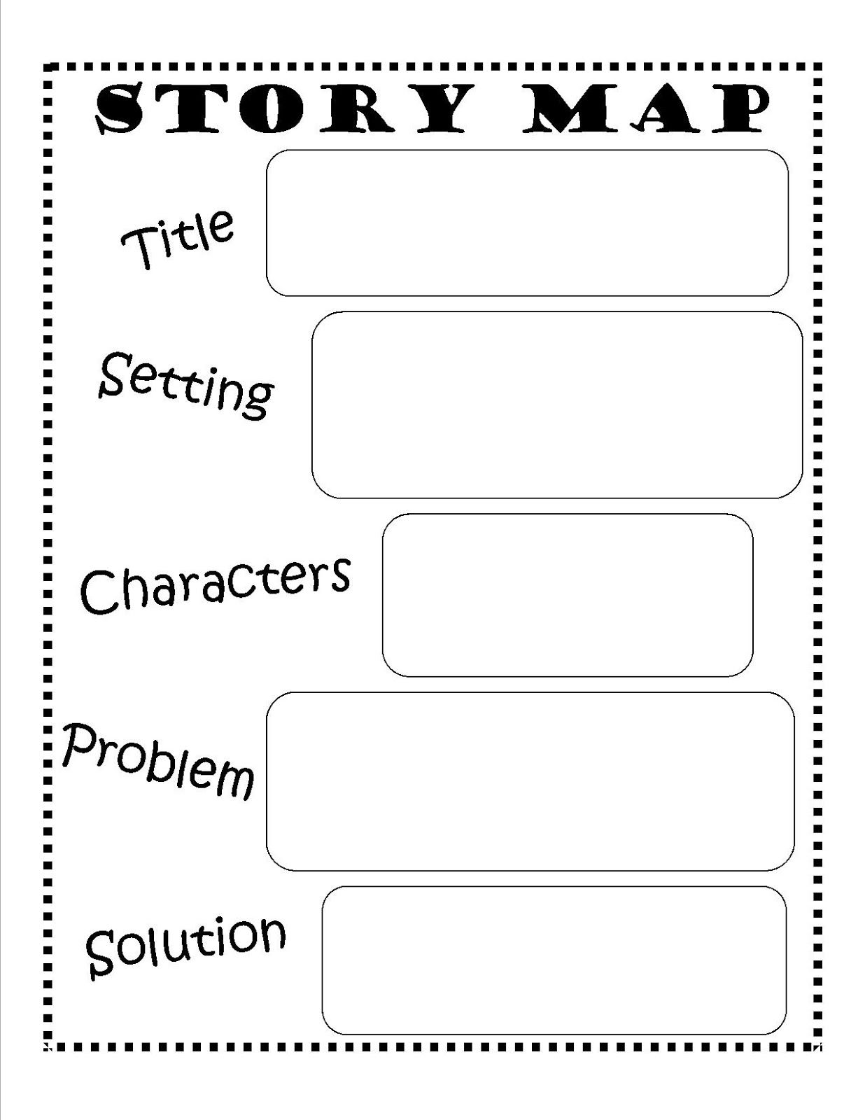 Fable Worksheet First