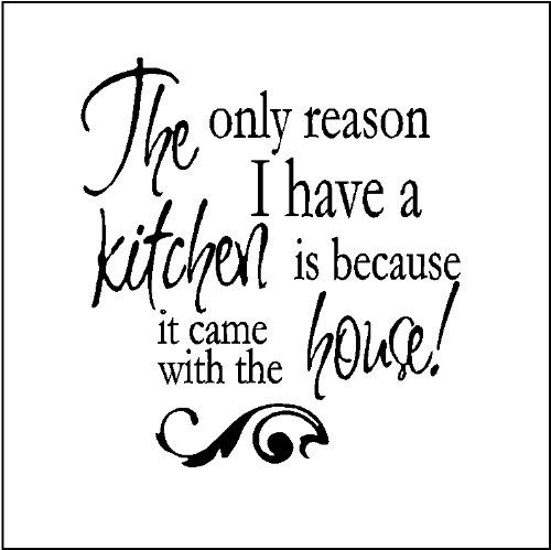 funny kitchen wall quote funny stuff pinterest kitchen wall quotes kitchens and walls on kitchen quotes id=64844