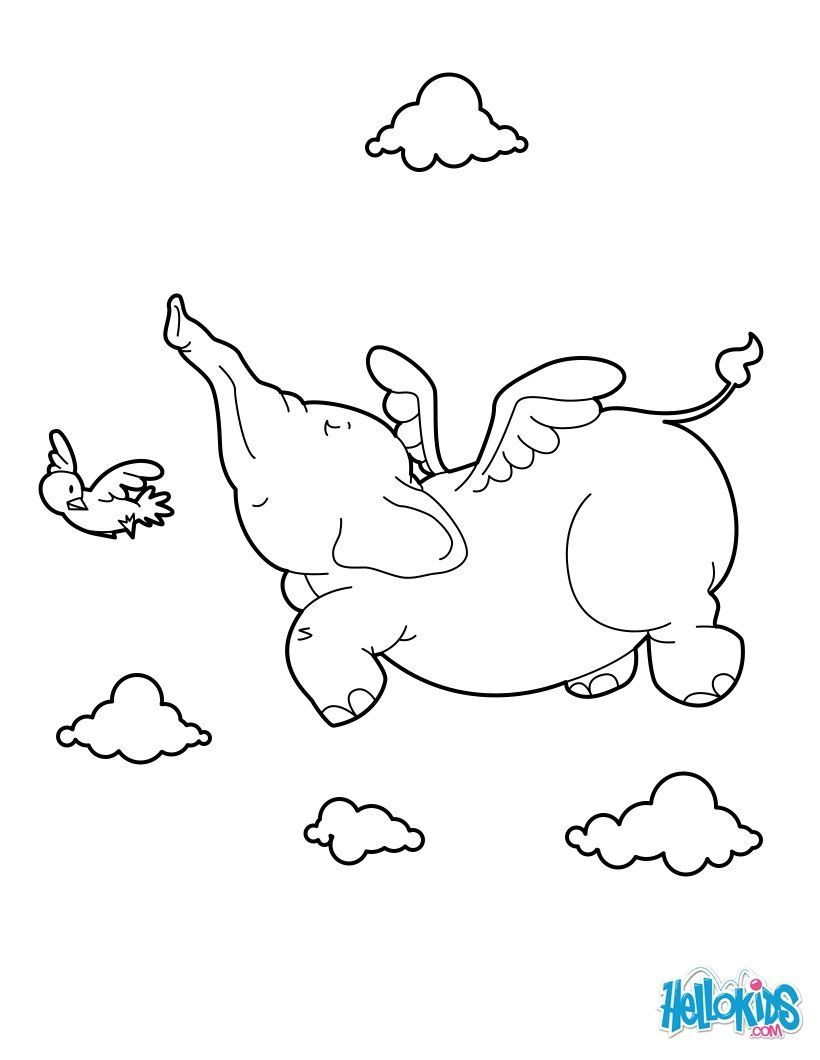 Free African Animals Coloring Pages Available For Printing Or