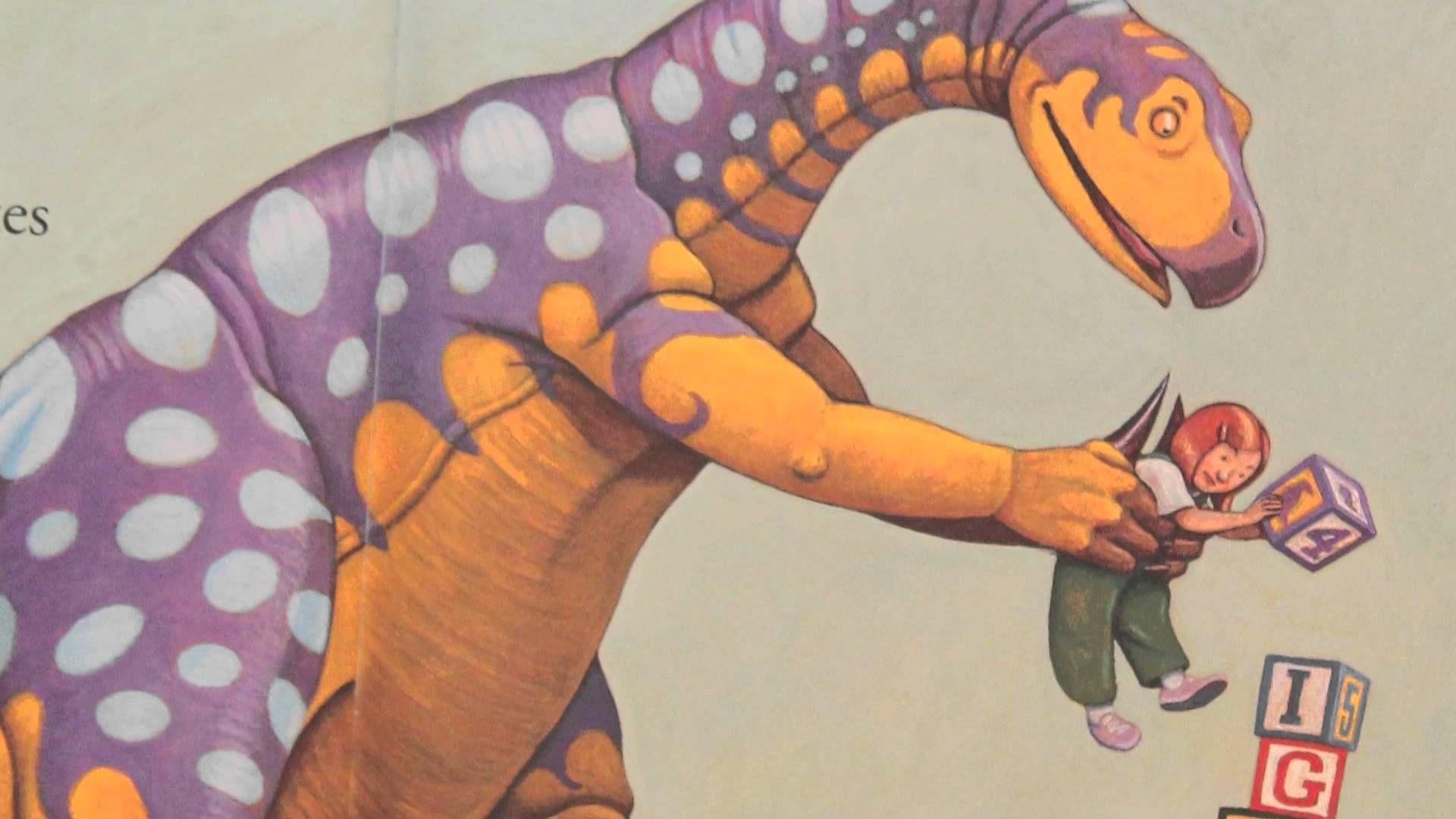 Summer Read Along How Do Dinosaurs Go To School