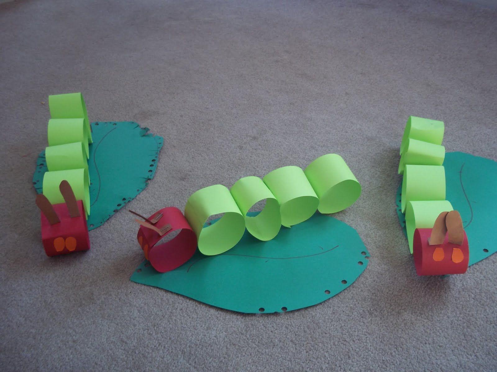 Eric Carle Preschool Art Activities