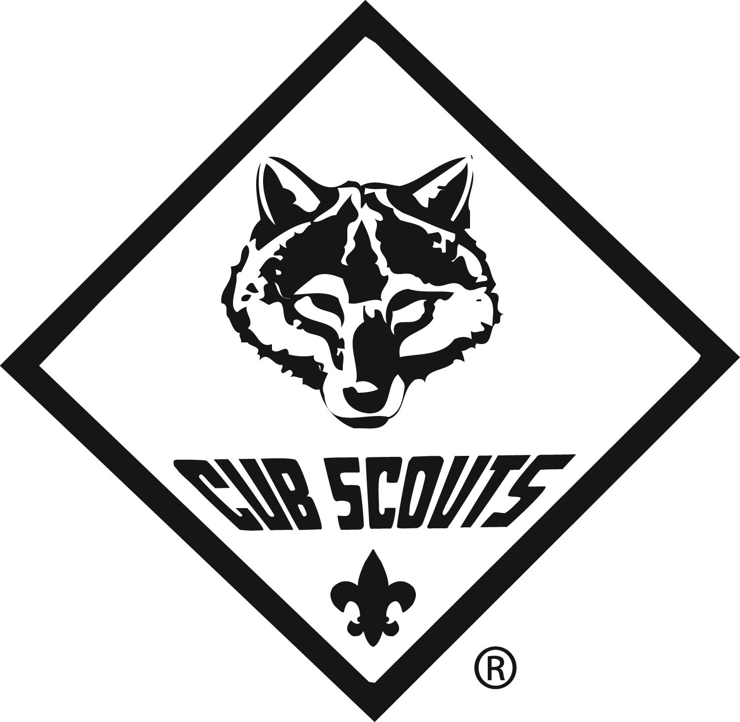 Cub Scout Clip Art Numbers Cliparts