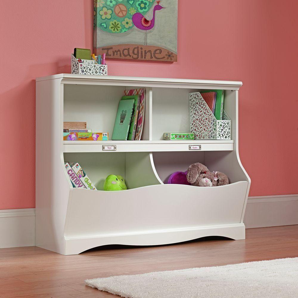 Sauder 2 Shelf Bookcase Select Cherry Com