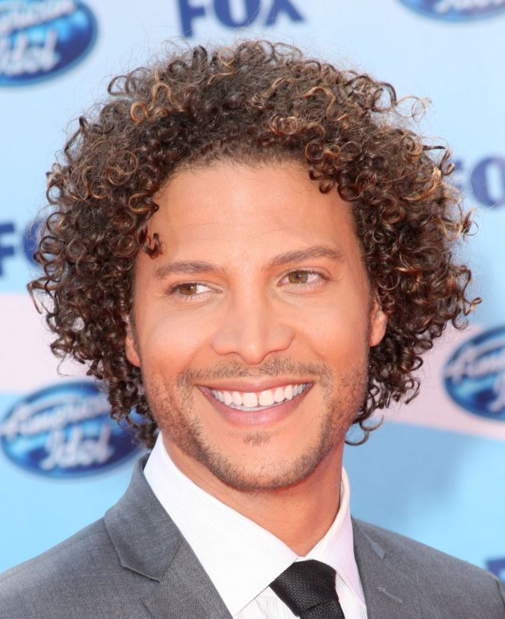 fresh hairstyles for black men with curly hair � hairstyle