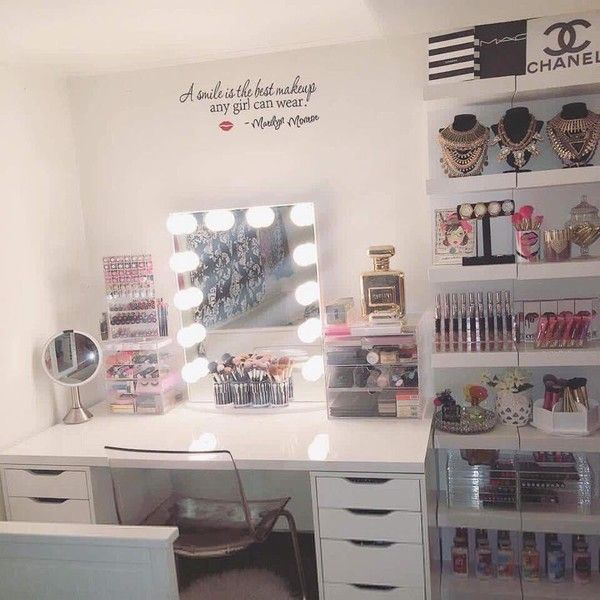 Home Accessory Personalized Compact Mirrors Make Up Room