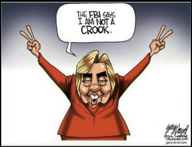 Image result for cartoon of evil hillary