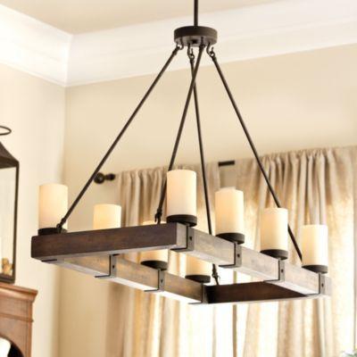 Arturo 8 Light Chandelier Ballard Designs 400 Dimensions Overall 29 1 2