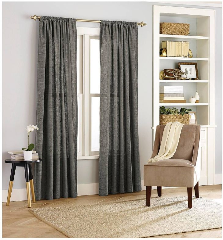 Buy  Get   Off Threshold Farrah Curtain Panel  Coupons to use