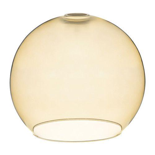 Stunning Ikea Jakobsbyn Pendant Lamp Shade Light Brown