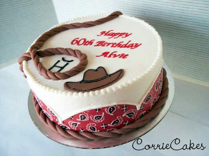 Cowboy Birthday Cakes Ideas The Best Cake Of 2018