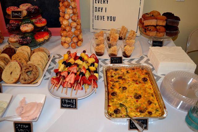Best 25+ Bridal Luncheon Menu Ideas On Pinterest