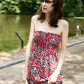 Wearing new look red maxi dress red maxi dresses red maxi and