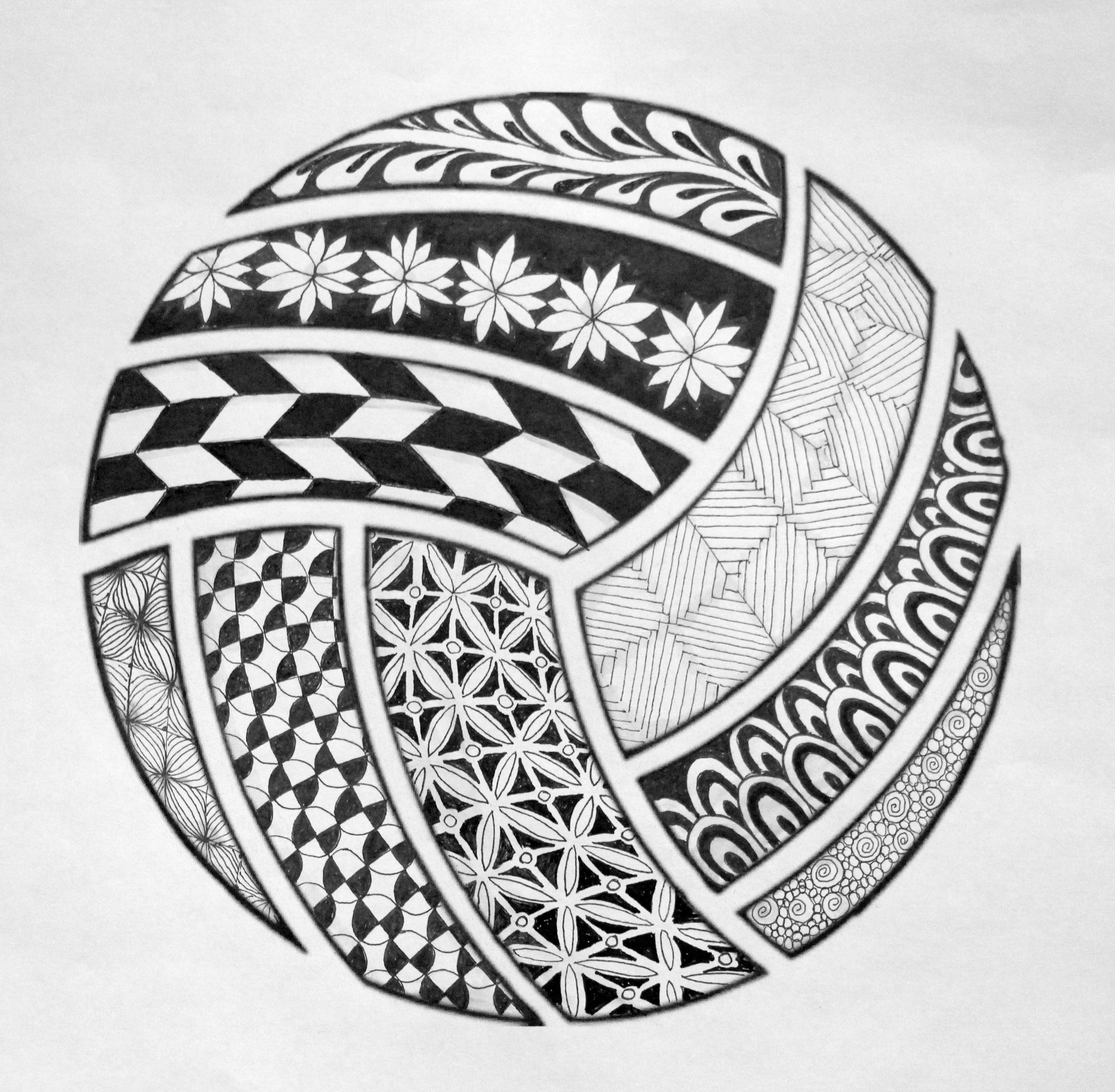Zentangle Wallpaper Image Gallery