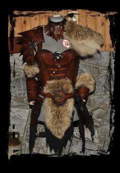 Bildresultat för vikingar pelt armor