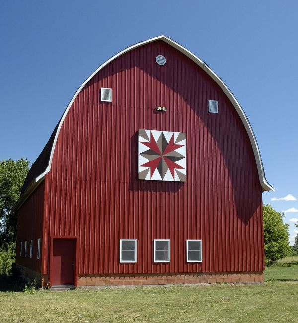 Things to Do: Barn Quilts of Black Hawk County Tour | Barn ...