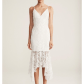 White cocktail dress for wedding  Pin by Jamie Hicks on Bridemaids inspiration  Pinterest