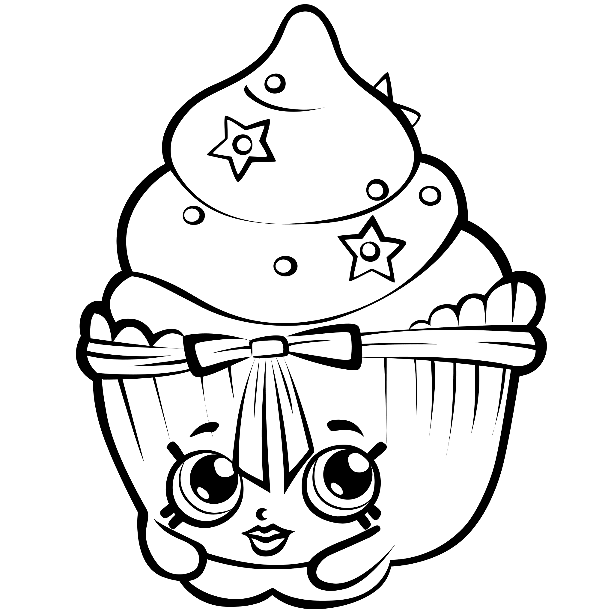 16 Unique And Rare Shopkins Coloring Pages Of