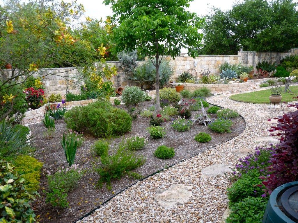 Amazing Small Backyard Landscaping Ideas No Grass Images ... on Backyard Landscaping Ideas No Grass  id=20196