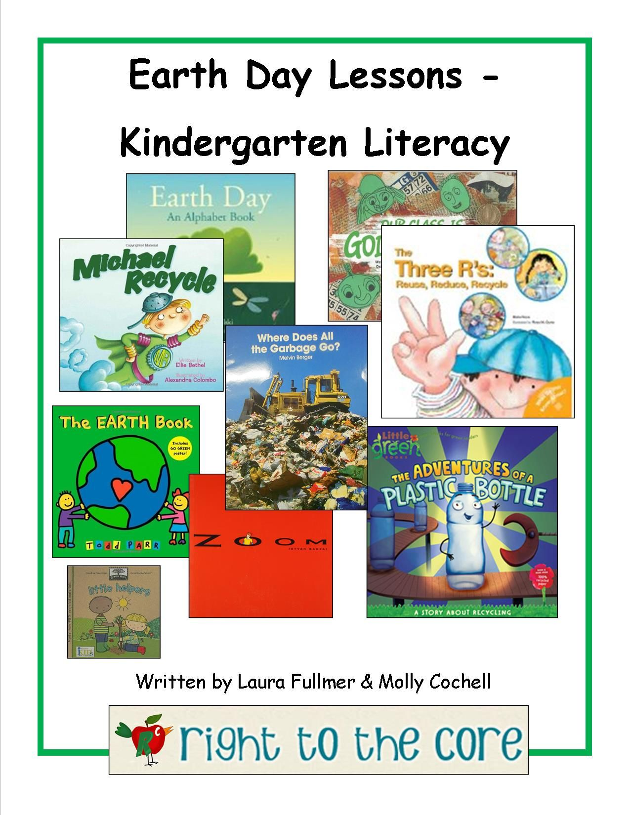 Laura And Molly Have A New Lesson Pack Out For Earth Day