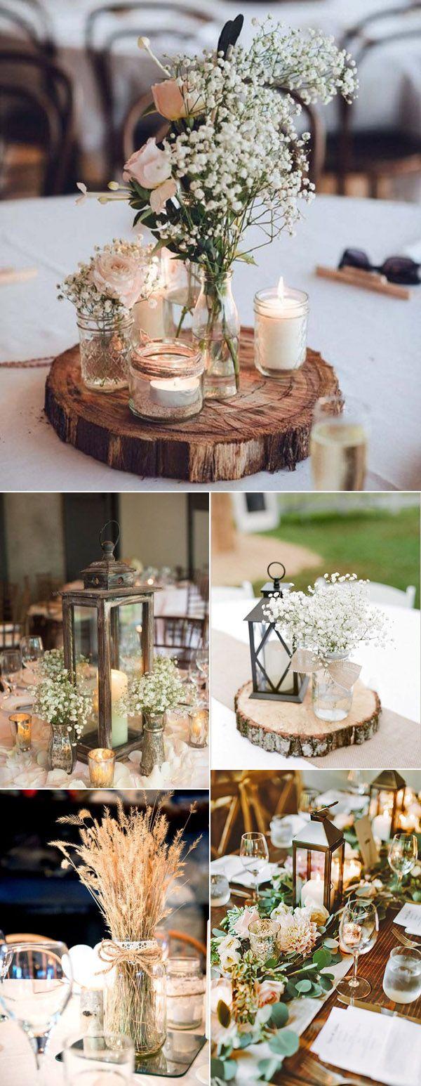 Rustic Wedding Decoration Ideas to Inspire Your Big Day  Wedding