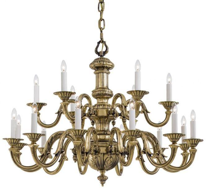Mesmerizing Williamsburg Chandeliers Polished Brass Chandelier Antique