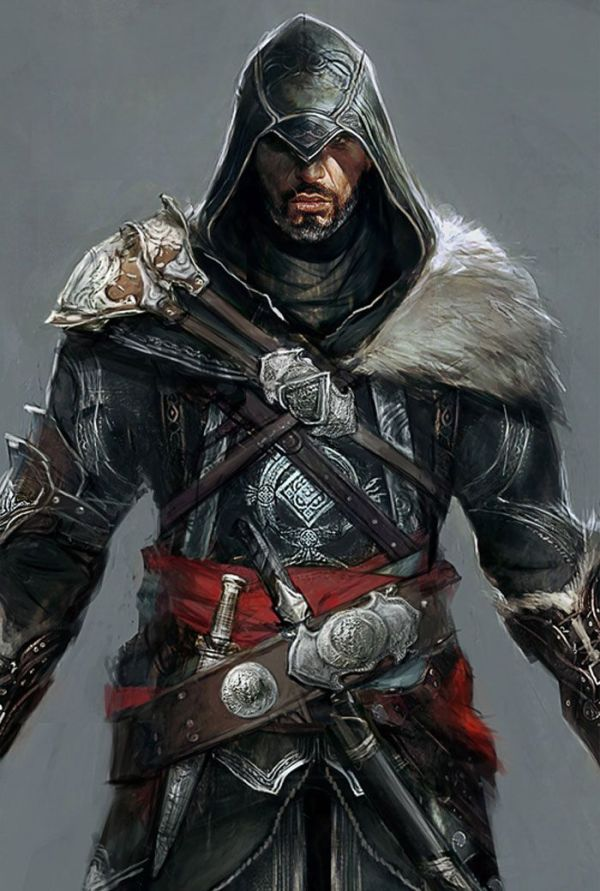 """""""Assassin's Creed Revelations"""" // Concept Art // By ..."""