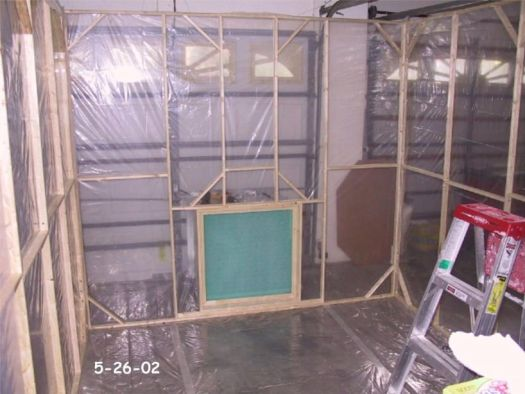 Garage Paint Booth Photo Home Plans Easy