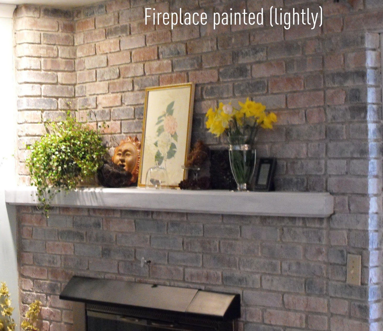 Best 25 Paint Brick Ideas