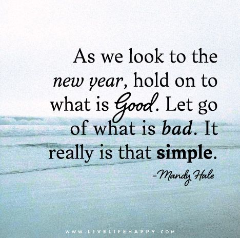 life new year quotes