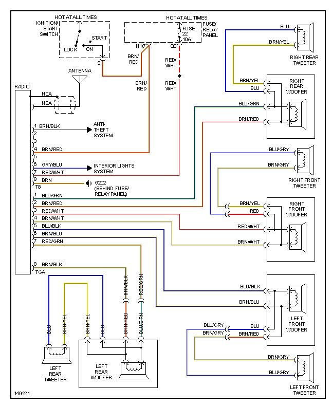 5c9d42d71216d8d06df56c3f4ec500b3 1998 kia sephia stereo wiring diagram kia wiring diagram 98 kia sephia fuse box diagram at gsmx.co