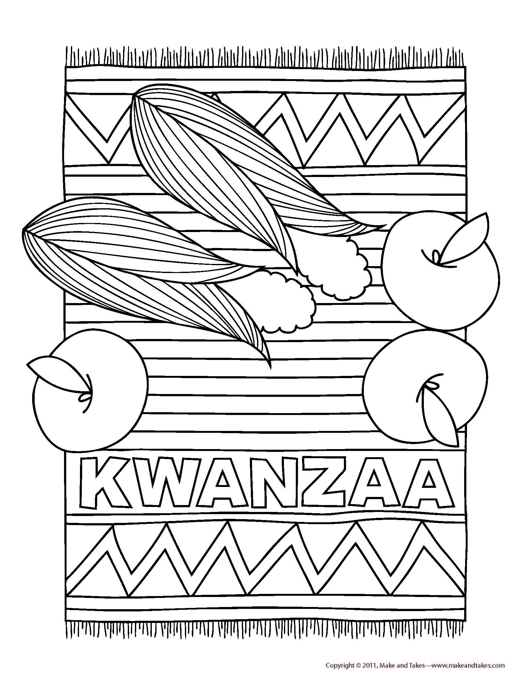 Kwanzaa Colouring Page Find More Information About Kwanzaa At Fun Printables For Kids