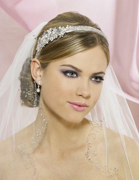 Wedding Veils And Headpieces For Short Hair Best Short