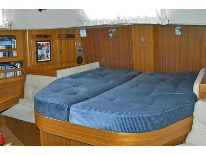 Aft Cabin With Centerline Berth Passport Yachts Annapolis Md Cruising
