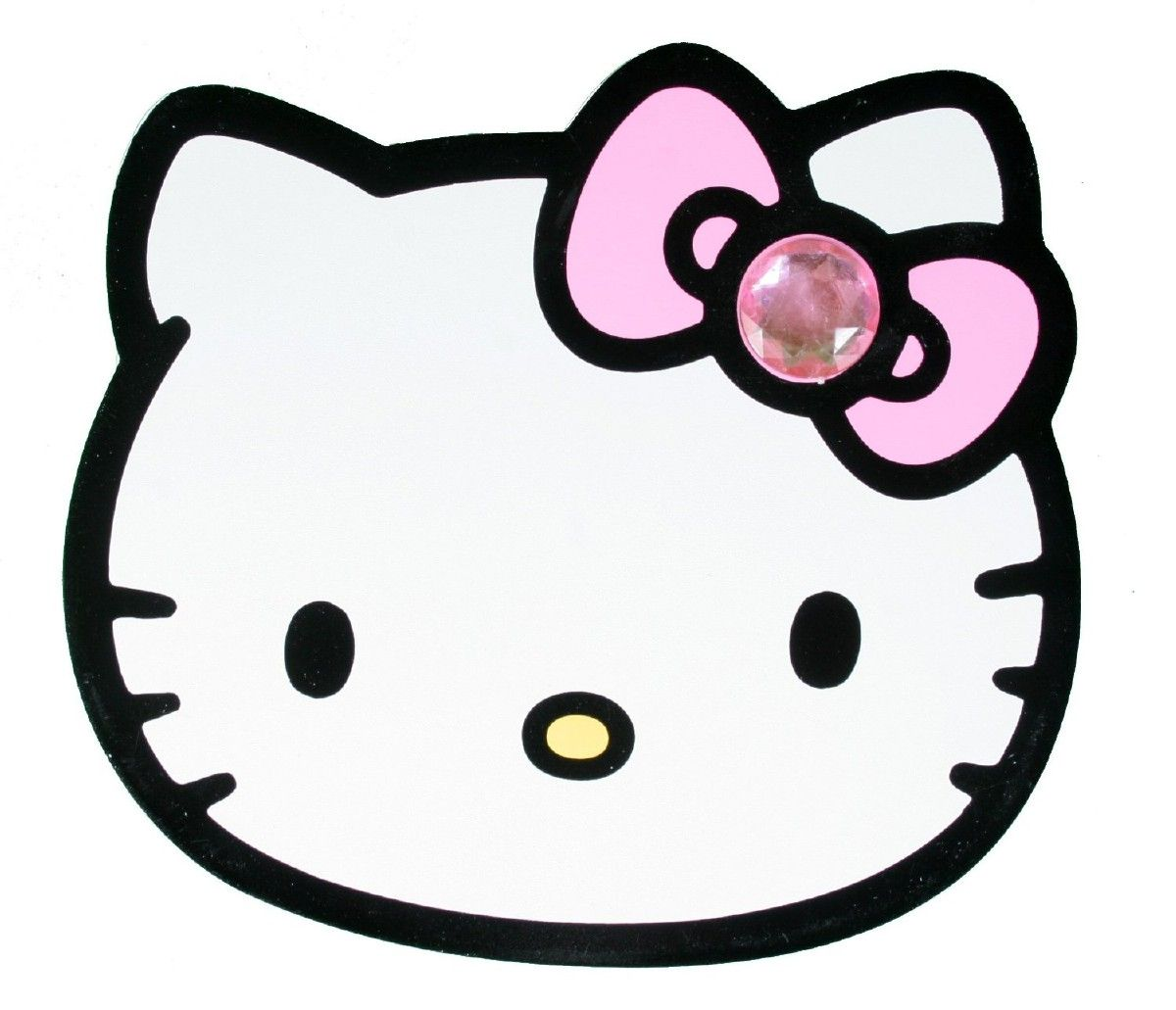 Hello Kitty Face 675 Hd Wallpapers